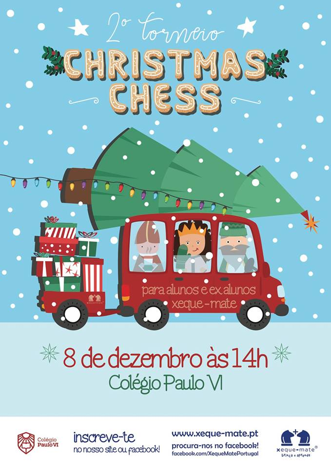 Christmas Chess 2018 - Torneio